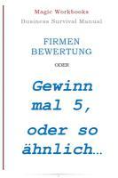 Unternehmensbewertung (deutsch)